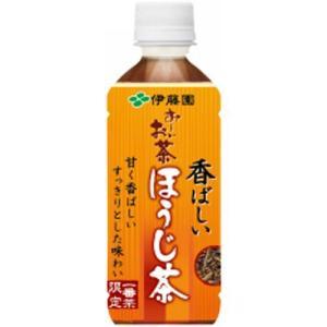 【ケース販売】おーいお茶 ほうじ茶 320ml×24本 papamama
