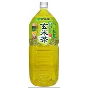 【ケース販売】おーいお茶 抹茶入り玄米茶 2L×6本 papamama