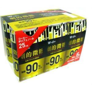 【ケース販売】伊藤園 W劇的微糖 糖類90%カット 190g×30本 papamama