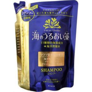 海のうるおい藻 シャンプー 詰替用 420ml