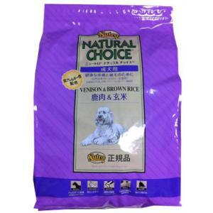 ナチュラルチョイス アダルト 鹿肉&玄米 1kg