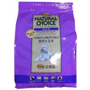 ナチュラルチョイス アダルト 鹿肉&玄米 3.5kg