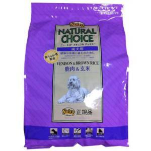 ナチュラルチョイス アダルト 鹿肉&玄米 5.6kg