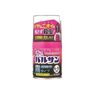 香るバルサンフレッシュローズの香り6~10畳用 46.5g ×4  【第2類医薬品】
