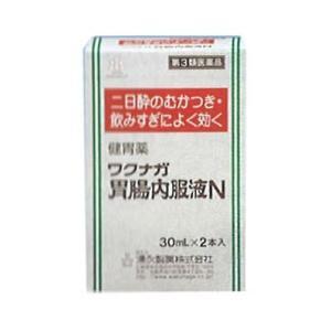 ワクナガ胃腸内服液N 30mL×2  【第3類医薬品】