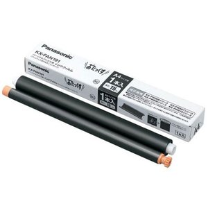パナソニック パーソナルファックス おたっくす用 普通紙ファックス用インクフィルム KX-FAN191