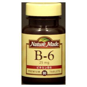 ネイチャーメイド B6 80粒|papamama