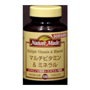 ネイチャーメイドマルチビタミン&ミネラル|papamama