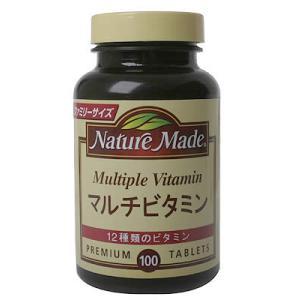 ネイチャーメイド マルチビタミン ファミリーサイズ|papamama