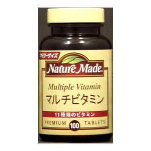 ネイチャーメイド マルチビタミンファミリーサイズ 100錠|papamama