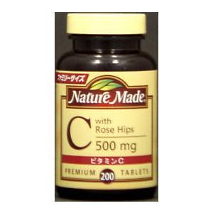 ネイチャーメイド ビタミンCファミリ-サイズ 200P|papamama