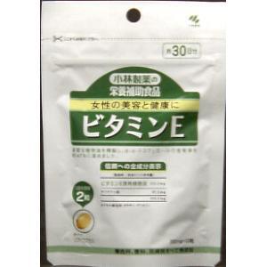 小林 ビタミンE 60粒|papamama