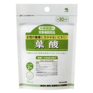 小林製薬の栄養補助食品 葉酸 60粒|papamama