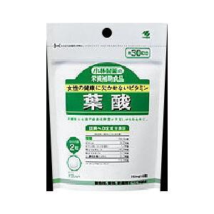小林製薬の栄養補助食品葉酸 60粒|papamama