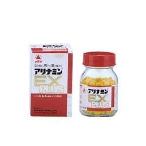 アリナミンEXプラス 60錠 ×3  【第3類医薬品】