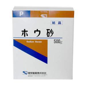 ホウ砂(結晶)P 500g|papamama
