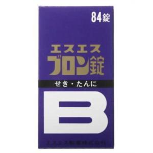 エスエスブロン錠 84錠 【指定第2類医薬品】|papamama