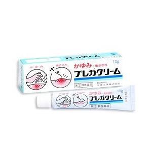 プレカクリーム 10g ×5 指定第2類医薬品