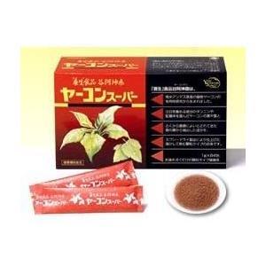 養生食品ヤーコンスーパー 3箱セット|papamama