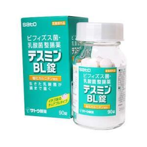 テスミンBL錠(ビフィズス菌・乳酸菌整腸薬) 90錠|papamama