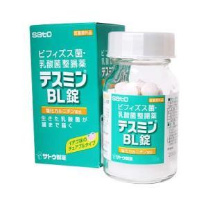 テスミンBL錠(ビフィズス菌・乳酸菌整腸薬) 180錠|papamama