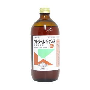 クレゾール石けん液 500mL 【第2類医薬品】