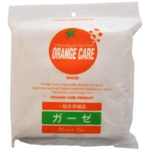 オレンジケア カットガーゼ (30cm×10m)|papamama
