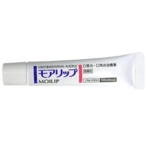 モアリップN 8g 資生堂  【第3類医薬品】|papamama