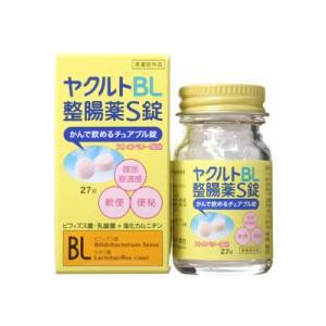 ヤクルトBL整腸薬S錠 27錠|papamama