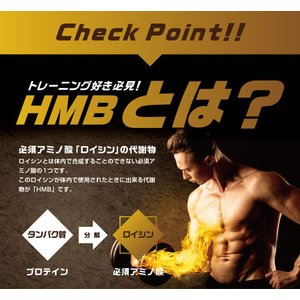 HMB & BCAA アルギニン HMB 『H...の詳細画像2