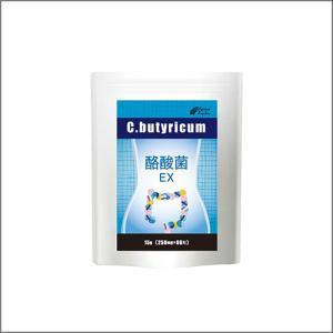 酪酸菌 EX 60粒 メール便|papamama
