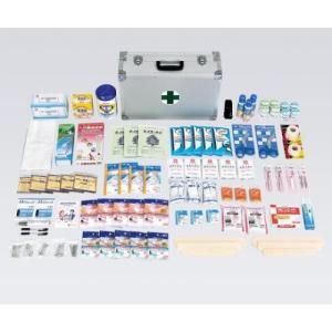 特徴 応急手当に必要な衛材用品がアルミケースにセットされています。  仕様 型番:7247306 ケ...