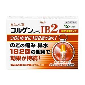 コルゲンコーワIB2 12カプセル 定形外郵便 【指定第2類医薬品】