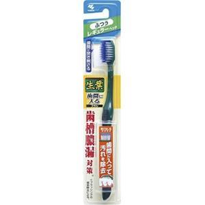生葉(しょうよう)歯間に入るブラシ 歯ブラシ レギュラー ふつう 定形外郵便 tk10|papamama