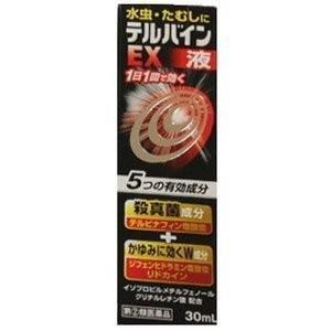 テルバインEX液 30mL 定形外郵便 【指定第2類医薬品】