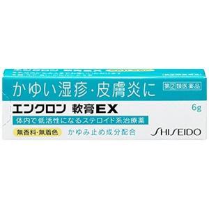 エンクロン 軟膏EX 6g メール便 指定第2類医薬品 tk10|papamama