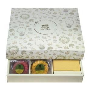 WAKKA・Calisson 焼き菓子 10個 カリソン 1箱 詰め合わせ ギフト|papapignol