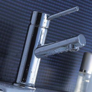 1LTS ジョーデン輸入蛇口 シンプルレバー 洗面所用 混合栓|JODEN モダン水栓|papasalada