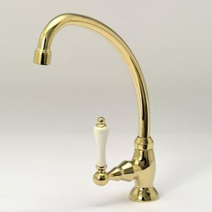 1PLVG JODEN輸入水栓 レバーフォーセットCL(ブラス) レトロクラシック調 ジョーデン水栓金具|papasalada