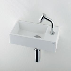 壁掛 角形 手洗器B 国産 デザイン 手洗鉢|papasalada