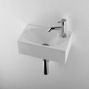 壁掛 角形 手洗器C 国産 デザイン 手洗鉢|papasalada