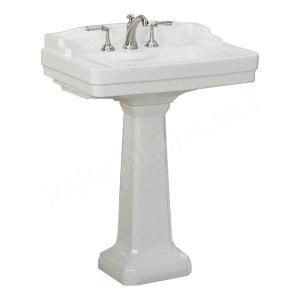 洗面化粧台 St.ThomasCreations ネオベネチアン・ペデスタル 脚付き洗面台 おしゃれ 洗面所|papasalada