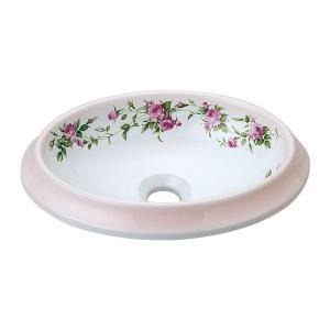 AJS-106 おしゃれ 洗面ボウル 手洗い器 手洗い鉢 プラン・ド・パリ ジョセフィーヌ オーバルS papasalada