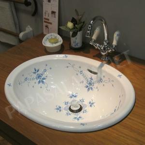 E231230 Essence 洗面ボール用排水口飾り栓 オールドイングランド|papasalada|02