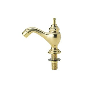 E250019 蛇口 北欧 おしゃれ 洗面 トイレ レトロ調 エッセンス リズ単水栓(ブラス) Essence イブキクラフト|papasalada