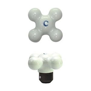 E287022 蛇口 ハンドル 水栓パーツ Essence PIVOT イングリッシュC(ブロンズ) エッセンス イブキクラフト papasalada