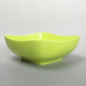 小型 手洗器 陶器 エッセンス Sスクエア シトラス papasalada 04
