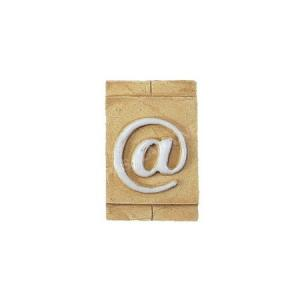 <ネームタイル 配送・送料について> ●この商品は単体で8枚までメール便対応できます。ゆうぱっくも選...