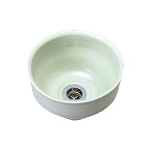 E415012 小型 おしゃれ 洗面ボウル 手洗器 Essence ピエニ「鋼/ハガネ」(ベッセル型) エッセンス イブキクラフト|papasalada