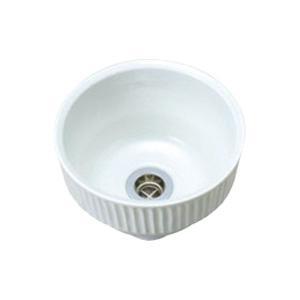 洗面ボウル 手洗器 小型 エッセンス ピエニ 白土|papasalada